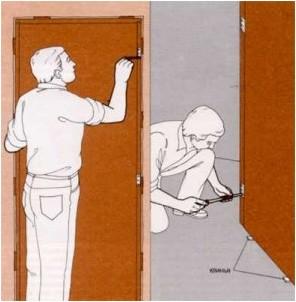 Все просто —  Как утеплить входную дверь, чтобы в доме было уютно и тепло  || STROIM-GRAMOTNO.RU
