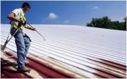 Все просто —  Чем покрасить железную крышу  || STROIM-GRAMOTNO.RU