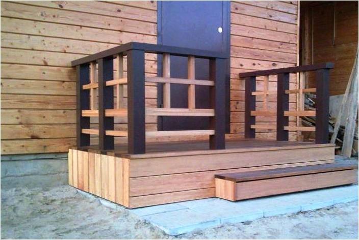 Все просто —  Как сделать деревянное крыльцо — просто о сложном  || STROIM-GRAMOTNO.RU