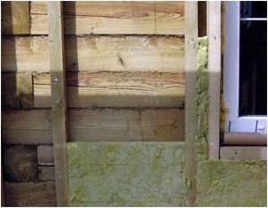 Все просто —  Добротное утепление деревянного дома минватой  || STROIM-GRAMOTNO.RU