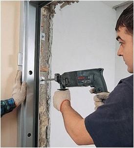 Все просто —  Установка входных дверей своими руками: доступно каждому  || STROIM-GRAMOTNO.RU