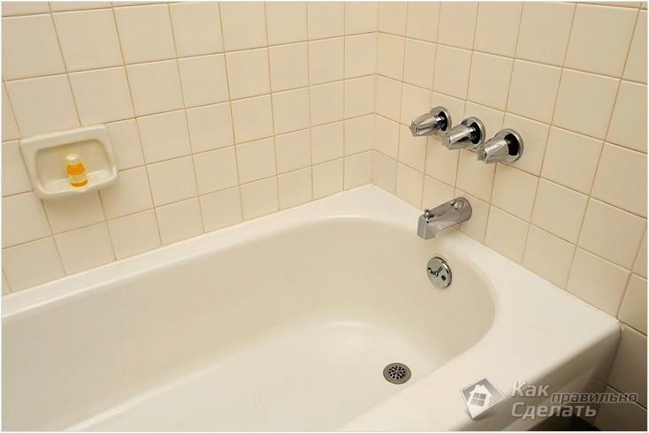 Все просто —  Как покрасить чугунную ванну  || STROIM-GRAMOTNO.RU