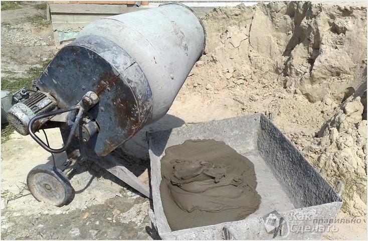 Все просто —  Как правильно разводить цемент  || STROIM-GRAMOTNO.RU