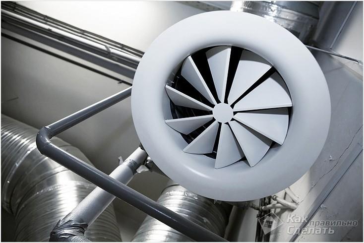 Все просто —  Как правильно сделать вентиляцию гаража  || STROIM-GRAMOTNO.RU