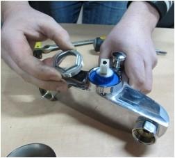Все просто —  Как разобрать кран на кухне  || STROIM-GRAMOTNO.RU
