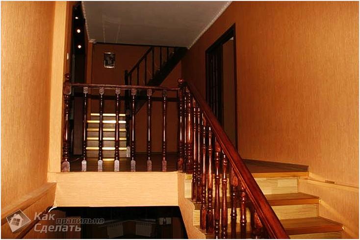 Все просто —  Как сделать лестницу на второй этаж  || STROIM-GRAMOTNO.RU