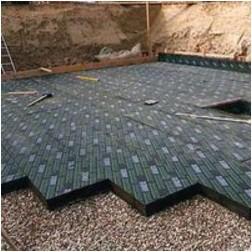 Все просто —  Как утеплить бетонный пол  || STROIM-GRAMOTNO.RU