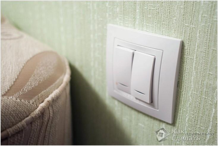 Все просто —  Как заменить выключатель  || STROIM-GRAMOTNO.RU