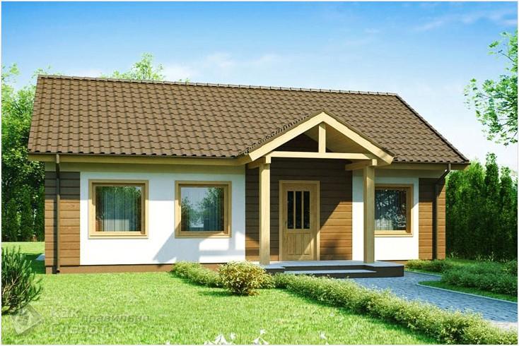 Все просто —  Какой фундамент подходит для одноэтажного дома  || STROIM-GRAMOTNO.RU