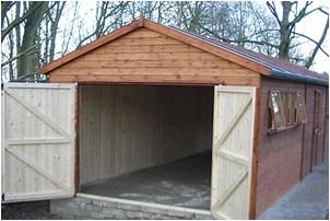 Все просто —  Каркасный гараж своими руками: бюджетное строительство  || STROIM-GRAMOTNO.RU