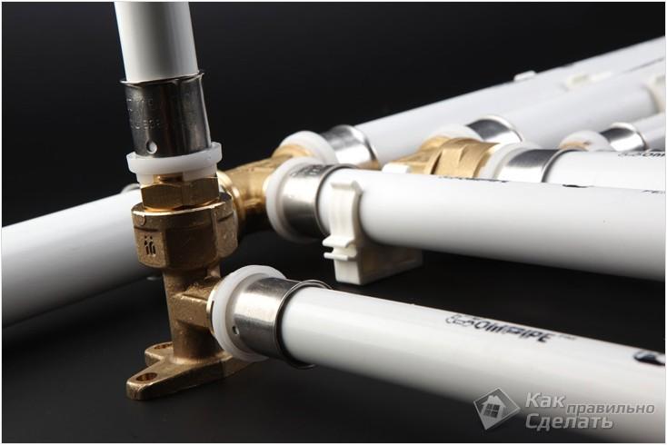 Все просто —  Монтаж металлопластиковых труб своими руками  || STROIM-GRAMOTNO.RU