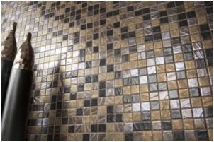Все просто —  Мозаика на сетке – разнообразие цветовых решений, материалов и фактур  || STROIM-GRAMOTNO.RU