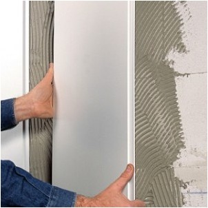 Все просто —  Обшивка стен ванной пластиковыми панелями: от обрешетки до монтажа  || STROIM-GRAMOTNO.RU