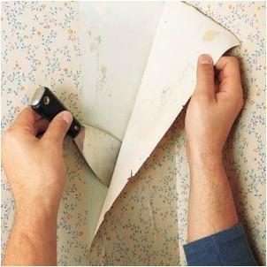 Все просто —  Очистка стен от обоев: обзор методов и хитростей  || STROIM-GRAMOTNO.RU