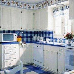 Все просто —  Плитка на кухню для фартука — фото необычных решений  || STROIM-GRAMOTNO.RU