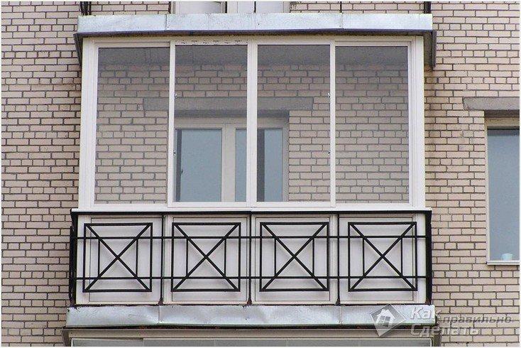 Все просто —  Подготовка балкона к остеклению  || STROIM-GRAMOTNO.RU
