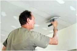 Все просто —  Подготовка потолка к покраске  || STROIM-GRAMOTNO.RU
