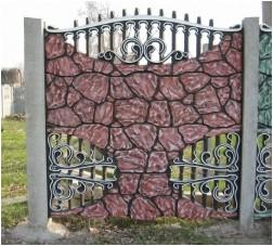 Все просто —  Покраска бетонного забора своими руками  || STROIM-GRAMOTNO.RU