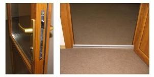 Все просто —  Пороги для межкомнатных дверей: за и против  || STROIM-GRAMOTNO.RU