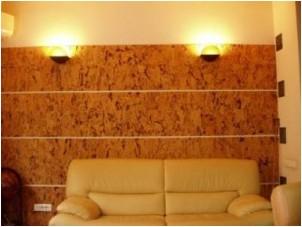 Все просто —  Что нужно знать для самостоятельной отделки стен пробкой  || STROIM-GRAMOTNO.RU