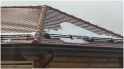 Все просто —  Снегозадержатели на крышу, виды и особенности монтажа  || STROIM-GRAMOTNO.RU