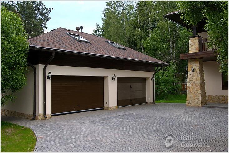 Все просто —  Строительство гаража своими руками  || STROIM-GRAMOTNO.RU