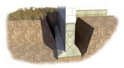 Все просто —  Устройство ленточного фундамента из блоков  || STROIM-GRAMOTNO.RU