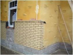 Все просто —  Утепление фасада своими руками: пошаговая инструкция  || STROIM-GRAMOTNO.RU