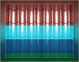Все просто —  Виды металлочерепицы, цвета, фото  || STROIM-GRAMOTNO.RU