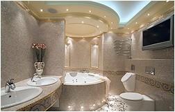 Все просто —  Жидкие обои для ванной комнаты – лучший отделочный материал  || STROIM-GRAMOTNO.RU
