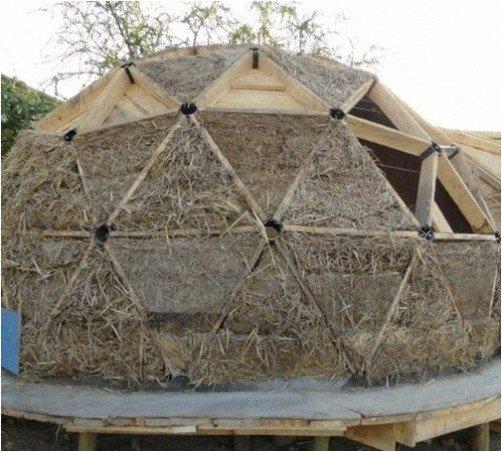 Купольные дом своими руками